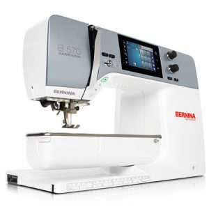 Bernina 5 Series