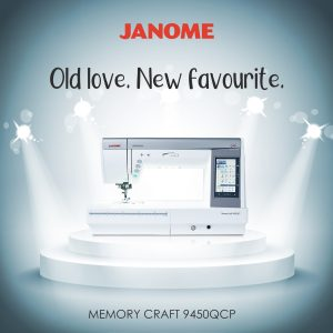 Janome Sewing/Quilting - Professional Series