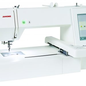 Janome Embroidery Only Machines